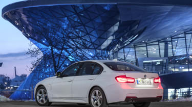 Apart from the specialist M3 sports saloon, only the most powerful diesel and six-cylinder petrol 3 Series models are faster