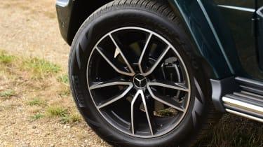 Mercedes G-Class SUV alloy wheels