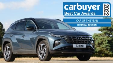 Carbuyer Car of the Year: Hyundai Tucson