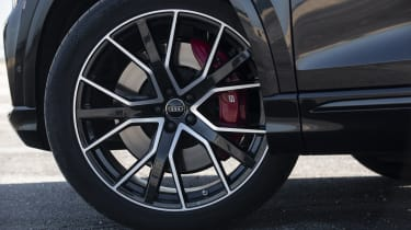 Audi SQ8 - front alloy wheel