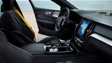 Volvo S60 Polestar Engineered - interior side view