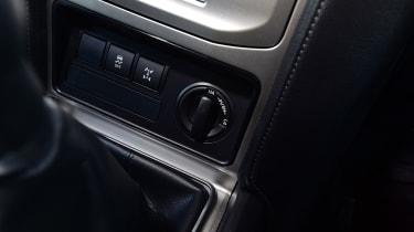 Toyota Land Cruiser Utility centre console
