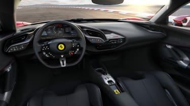 Ferrari SF90 Stradale - interior