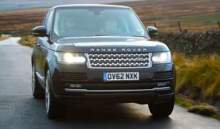 New Range Rover hybrid SUV 2013 main