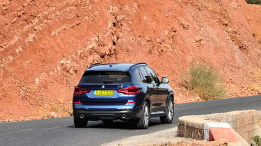 It's not short of rivals, up against the Audi Q5, Alfa Romeo Stelvio, Volvo XC60 and Jaguar F-Pace