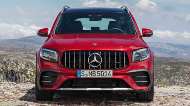 2020 Mercedes-AMG GLB 35 - front static view