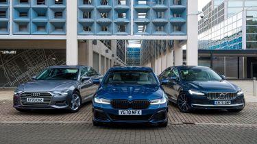 Hybrid vs plug-in hybrid vs electric cars