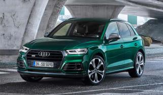 2019 Audi SQ5 TDI - front view