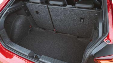 SEAT Ibiza hatchback boot
