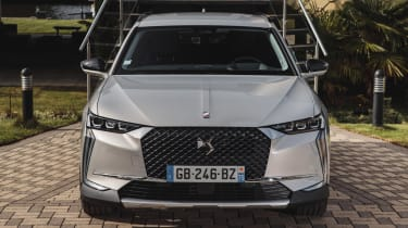 DS 4 front end