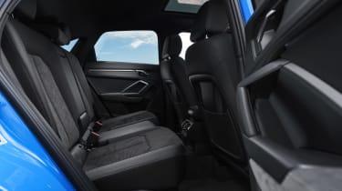 Audi Q3 Sportback SUV - rear seats