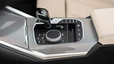 BMW 4 Series Convertible gear selector