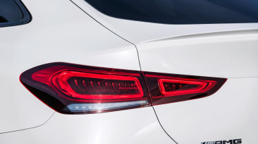 2020 Mercedes-AMG GLE 63 S Coupe rear lights
