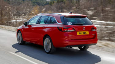 Good though it is, the Astra Sports Tourer could suffer steep depreciation