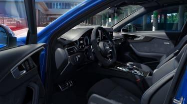 Audi RS6 Audi Sport Nogaro Edition interior