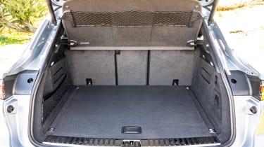Porsche Cayenne Coupe SUV - boot
