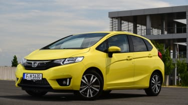 The Honda Jazz stretches the proportions of a traditional supermini, making it hugely versatile