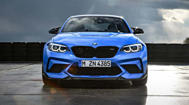 BMW M2 CS front end