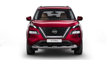 2022 Nissan X-Trail - front on view