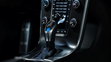 The optional eight-speed automatic transmission is smooth and quick-shifting