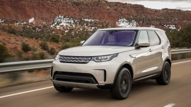 The all-new Land Rover Discovery builds on its predecessors' strengths, offering space for seven adults & go-anywhere ability