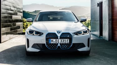 2021 BMW i4 eDrive40 - front view