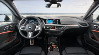 BMW 2 Series Gran Coupe saloon interior