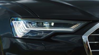 Audi A6 Avant headlight