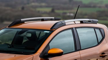 Dacia Sandero Stepway hatchback roofbars
