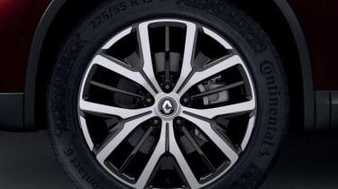Renault Koleos SUV - Front wheel