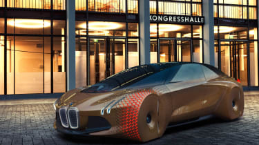 BMW intends to be a major player in the electric car industry by the time of the i5's 2021 launch.