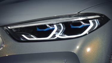 2019 BMW 8 Series Convertible headlight