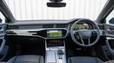 Audi A6 Allroad quattro estate interior