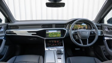 Audi A6 Allroad quattro estate interior
