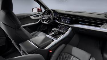 Audi Q7 SUV facelift interior