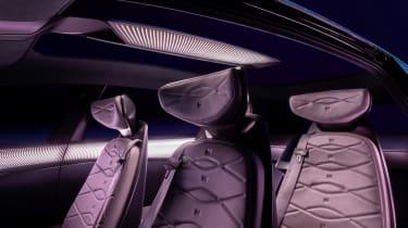 2021 Volkswagen ID. Roomzz - interior seating