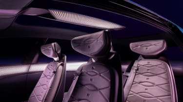2021 Volkswagen ID. Roomzz - interior seating