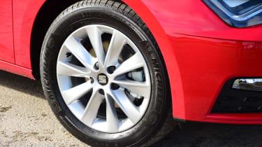 SEAT Leon SE alloy wheel