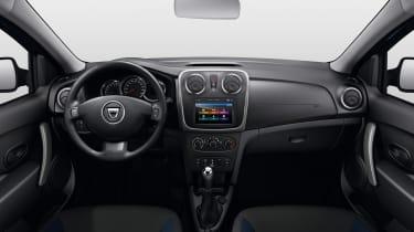 Dacia Sandero Laureate Prime interior