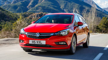 The Vauxhall Astra Sports Tourer is a mid-size estate that's good to drive and great value
