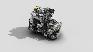 Dacia Duster 1.0-litre 100 TCe - engine
