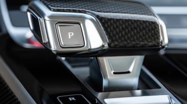 Audi S8 saloon gearlever