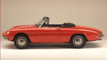 1966 Alfa Romeo Duetto Spider – The Graduate