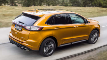 All Ford cars come with a three-year/60,000-mile warranty