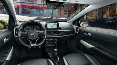 2020 Kia Picanto X-Line interior
