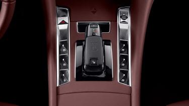 2021 DS 9 saloon - centre console