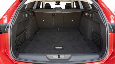 Peugeot 308 SW estate boot