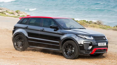 The Range Rover Evoque is the fastest-selling Land Rover of all time