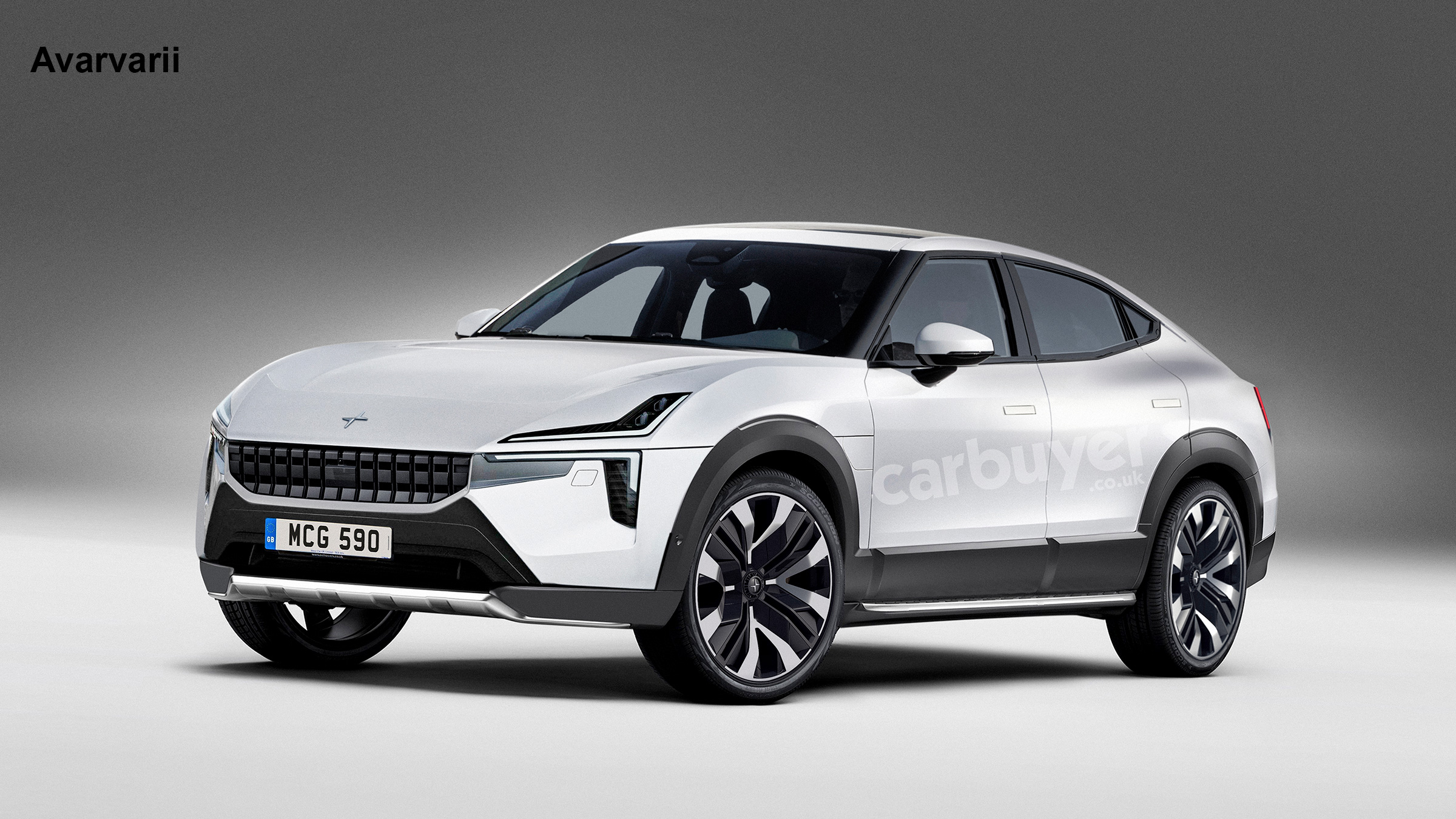5 Polestar 5 electric SUV previewed in exclusive images  Carbuyer