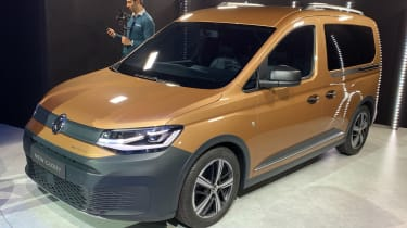 Volkswagen Caddy Pan Americana edition
